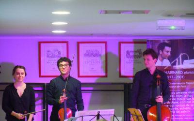 Concert de Musique Classique Amusiken Vignes